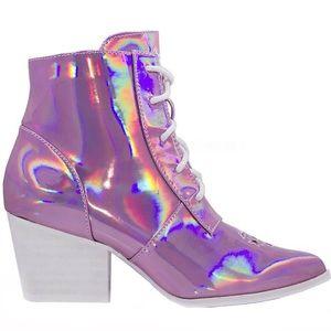 YRU Aura Witch Boot